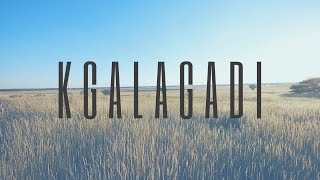 A Trip to the Kgalagadi Transfrontier Park