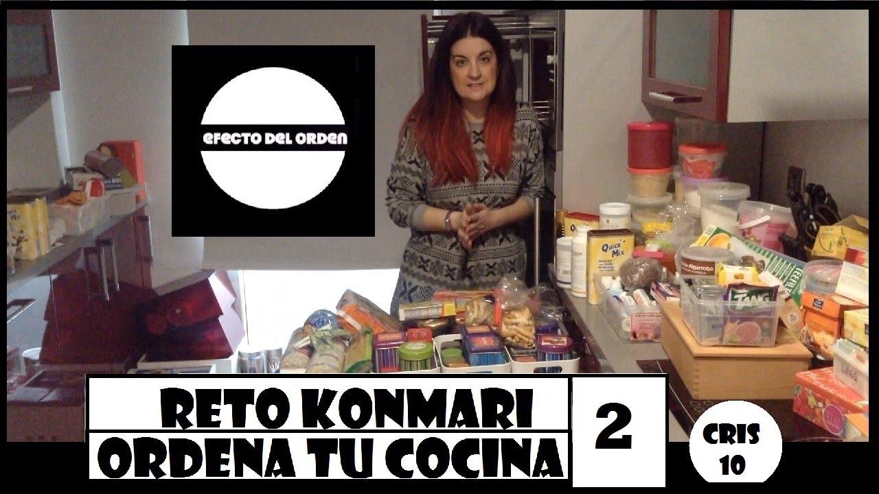 Como ordenar la cocina la magia del orden metodo konmari for Como ordenar la cocina