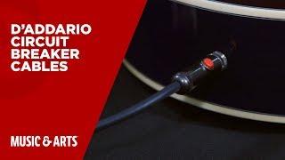 D'Addario Circuit Breaker Cables
