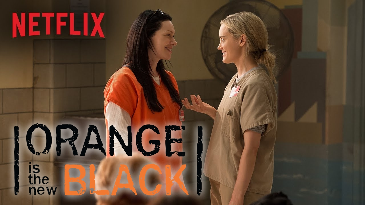 bs to orange is the new black