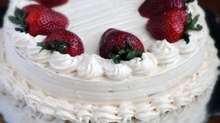 TRES LECHES CAKE | How To Make A Tres Leches Cake | SyS