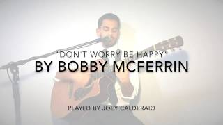 """Don't Worry Be Happy"" by Bobby McFerrin (cover) looping w/ TC Helicon Voicelive 3"