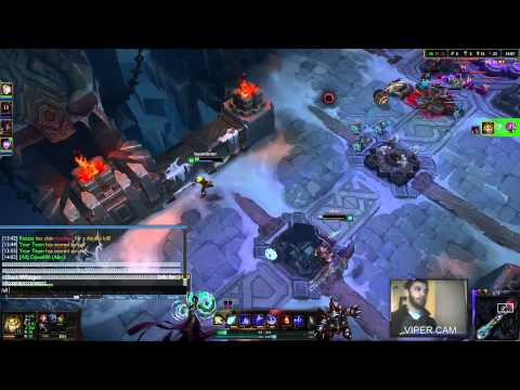 League Of Legends: Amazing Ezreal Arcane Shift