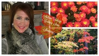 Autumn Foliage, Wedding Soup & Shopping | Karen's Vlog thumbnail