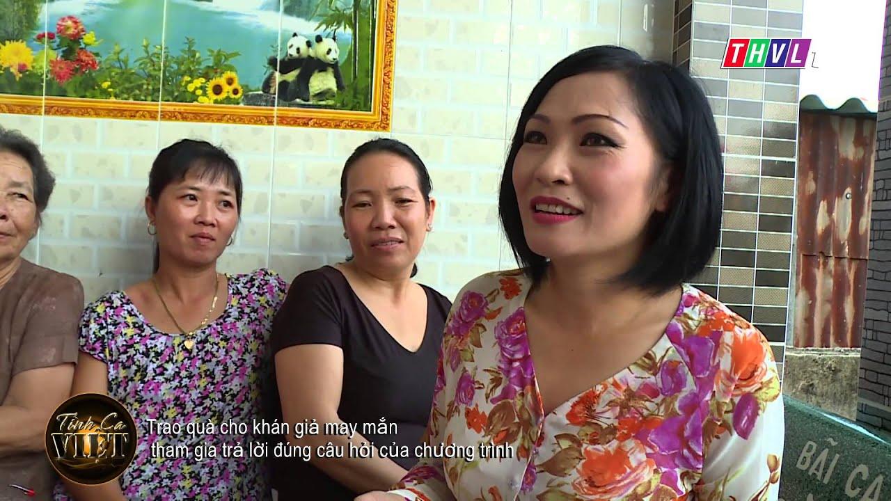 Phương Thanh về miền Tây trao quà cho khán giả