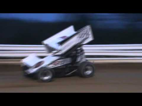 Selinsgrove Speedway 360 Sprint Car Highlights 4-30-16