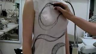 TR Cutting School -The Ribbon Dress