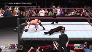 WWE2K16 2K Showcase: Raise Some HELL pt15 - Rock Bottom