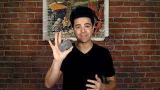 Video: Charge Card Trick