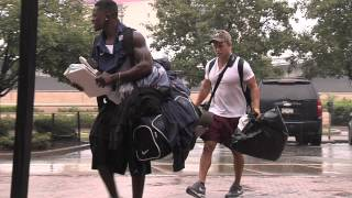 Pitt Football Move In Day | PittLiveWire