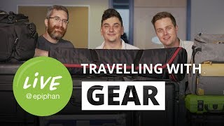Travelling with Gear