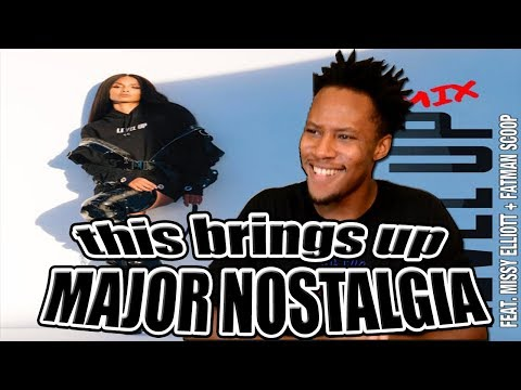 CIARA - LEVEL UP REMIX (FEAT. MISSY ELLIOT & FATMAN SCOOP) REACTION | @Shellitronnn
