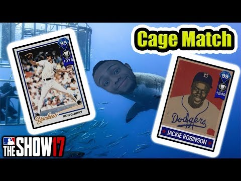 VIEWER GAMES (99 JACKIE ROBINSON 99 GUIDRY DEBUT) MLB 17 THE