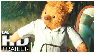 CHRISTOPHER ROBIN Clips + Trailers (2018)