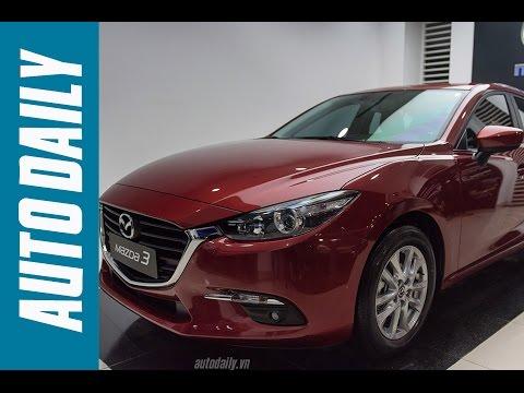 Autodaily.vn | Mazda3 2017 ra mắt tại Việt Nam, giá từ 690 triệu đồng