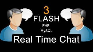 Part 3: Flash AS3 Real Time Auto Updating Chat Application Tutorial for Websites