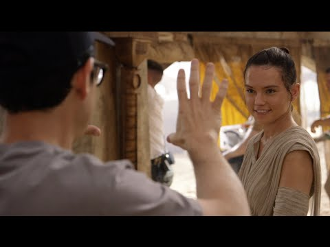 Casting Rey | The Force Awakens Bonus Features
