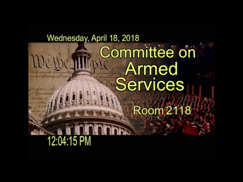 20180418 Oversight and Reform of the Department of Defense '4th Estate