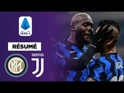 Résumé : L'Inter Milan remporte le choc au sommet contre la Juventus !