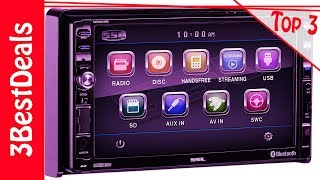 3 Best Touch Screen Car Stereo Reviews 2019?