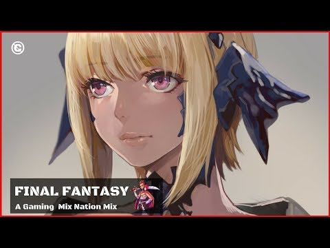 Music for Playing Final Fantasy XIV 🐤 Piano Medley  🐤 Playlist to play Final Fantasy