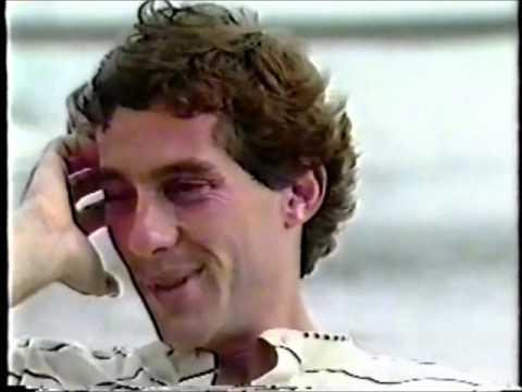 Ayrton Senna Entrevista Da Frase Motivacional Completa Parte 3