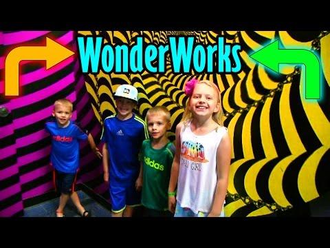 Wonder Works Indoor Fun Play Center & Amusement Park