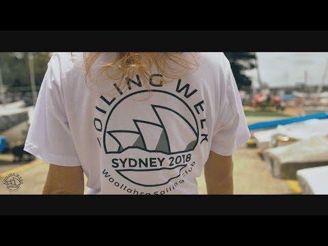 Foiling Week Sydney 2018 - Day 2 & 3