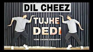 DIL CHEEZ TUJHE DEDI | AIRLIFT | CHOREOGRAPHY