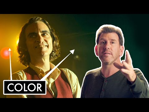 Joker Cinematographer Explains The Impact Of Color In Film | Vanity Fair