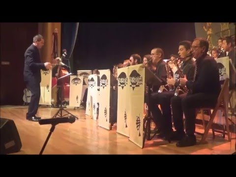 Bandstand boogie (Charles Albertine) - Copacabana Sax Big Band