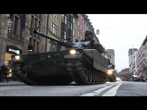 Försvar av Stockholm