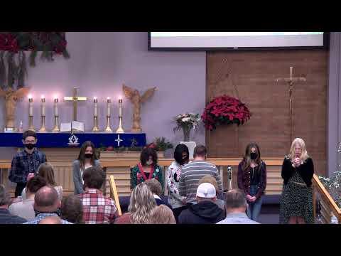 Green Bay Trinity Lutheran School Christmas Program