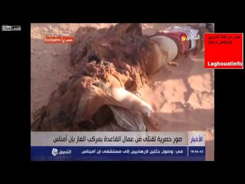 GRAPHIC  Photos of Dead Hostages Emerge After Rescue Operation at In Amenas, Algeria