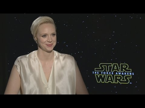 Gwendoline Christie on 'Star Wars: The Force Awakens' and Whether Han Shot First