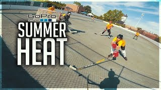 GoPro Hockey   SUMMER HEAT WAVE