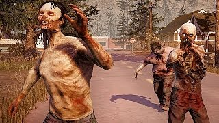 State of Decay - Test-Video zur PC-Version des Zombie-Hits