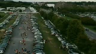 Drone video Jonas brother concert @ hersheys park