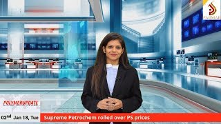 Indian market offers of PP, PE and PVC