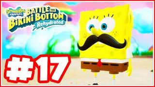 SpongeBob Squarepants: Battle for Bikini Bottom Rehydrated - Part 17 - Spongebob's Dream!