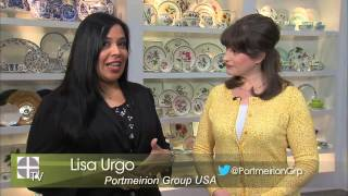Portmeirion Group Discusses Sophie Conran Cookware on Housewares-TV (Emilie Barta, Producer/Host)