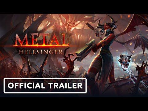 Metal: Hellsinger - Official Reveal Trailer   Summer of Gaming 2020