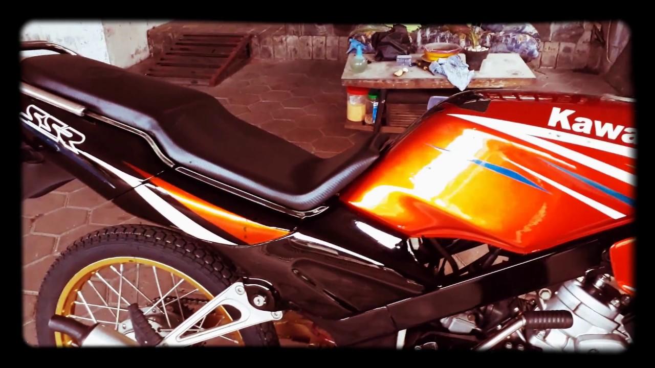 100 Modifikasi Motor Ninja Rr Orange Sobat Modifikasi