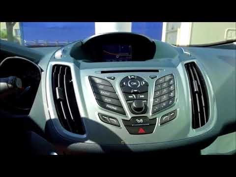 Замена ламп на Ford Fusion - YouTube