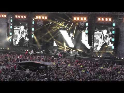 Die Toten Hosen live in Köln 2013, Steh auf, wenn du am Boden liegst