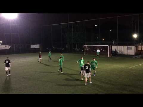 Cotton Club 6-0 Alitalia Calcio | Serie A - 19ª | Integrale