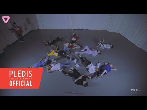 [SPECIAL VIDEO] SEVENTEEN(세븐틴) - 어쩌나 (Oh My!) Dance Practice Rearview Ver.