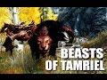 Skyrim Mods BEASTS OF TAMRIEL mp3