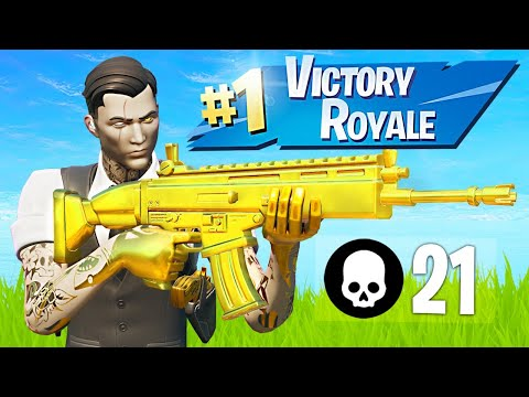 Winning In Solos! (Fortnite Chapter 2, Season 2)