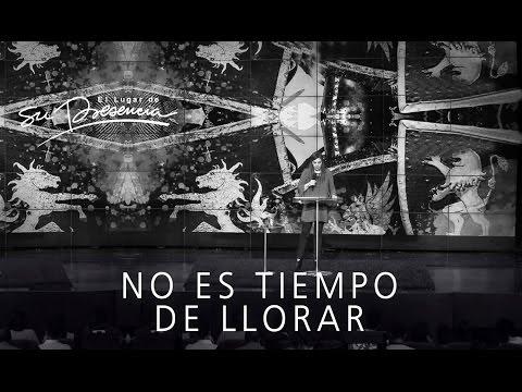 No es tiempo de llorar - Diana Tapias - 2 Noviembre 2016